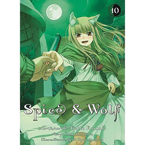 Isuna Hasekura - Spice & Wolf: Bd. 10 - Preis vom 06.03.2021 05:55:44 h