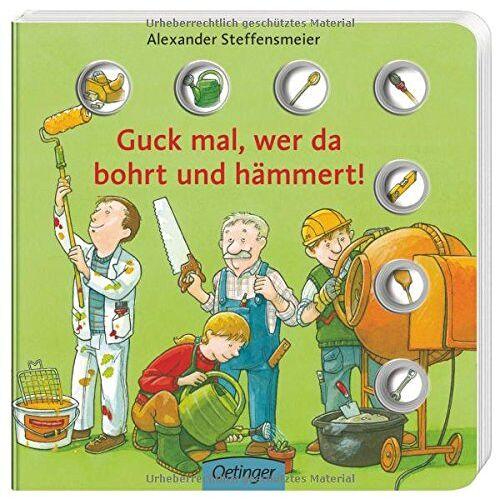 Alexander Steffensmeier - Guck mal, wer da bohrt und hämmert! - Preis vom 23.01.2021 06:00:26 h