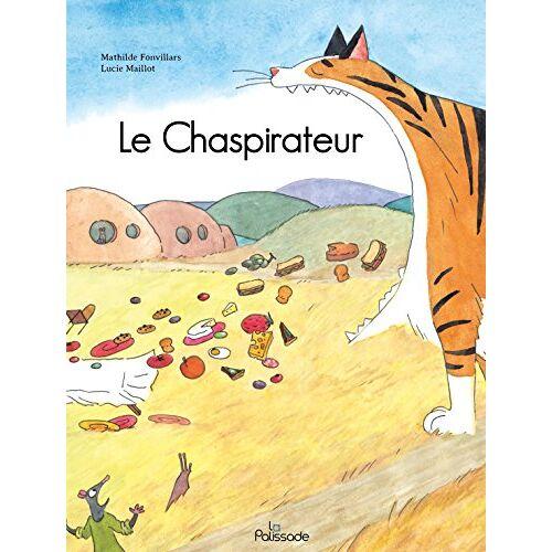 Mathilde Fonvillars - Le Chaspirateur (ALBUM) - Preis vom 18.10.2020 04:52:00 h