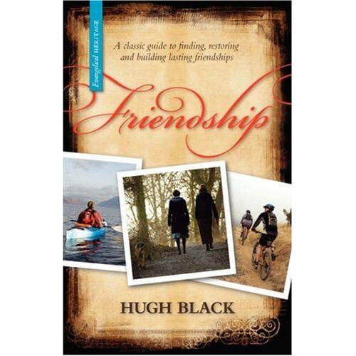Black, Hugh B. - Friendship - Preis vom 16.01.2021 06:04:45 h