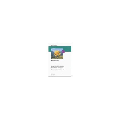 - Homöotanik, 4 Bde., Bd.2, Blütenreicher Sommer - Preis vom 21.10.2020 04:49:09 h