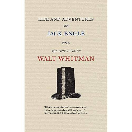 Walt Whitman - LIFE & ADV OF JACK ENGLE (Iowa Whitman) - Preis vom 24.06.2020 04:58:28 h