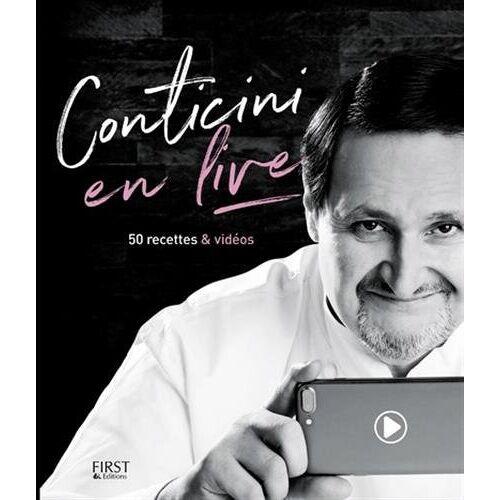 - Conticini en live : 50 recettes & vidéos - Preis vom 13.05.2021 04:51:36 h