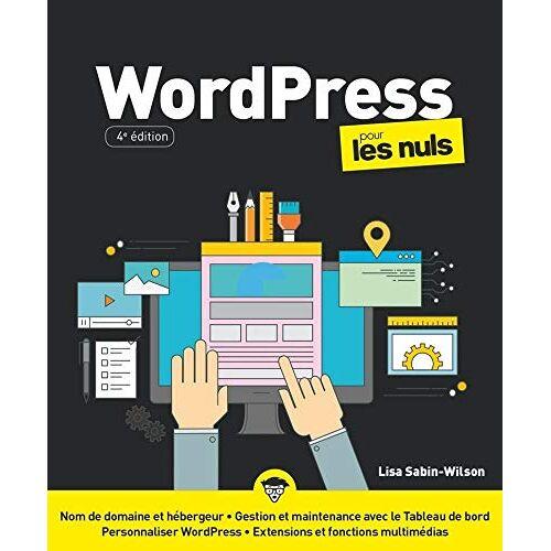 - WordPress Pour les Nuls, 4e - Preis vom 20.10.2020 04:55:35 h