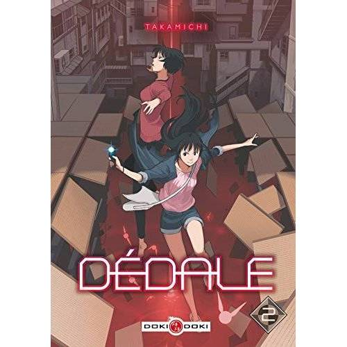 Takamichi - Dédale, Tome 2 : - Preis vom 09.05.2021 04:52:39 h