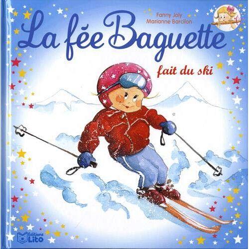 Fanny Joly - La fée Baguette fait du ski - Dès 3 ans - Preis vom 23.06.2020 05:06:13 h