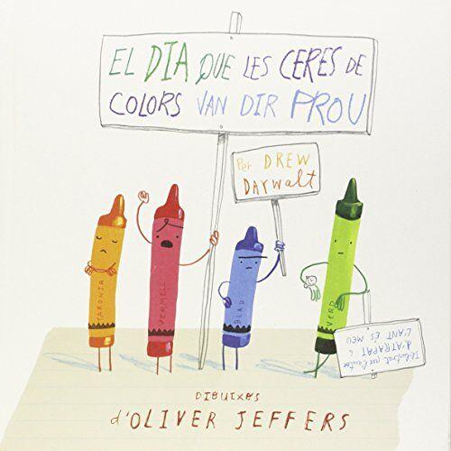 Drew Daywalt - El dia que les ceres de colors van dir prou (Álbums Locomotora) - Preis vom 03.03.2021 05:50:10 h