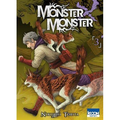 - Monster x Monster, Tome 3 : - Preis vom 18.10.2020 04:52:00 h
