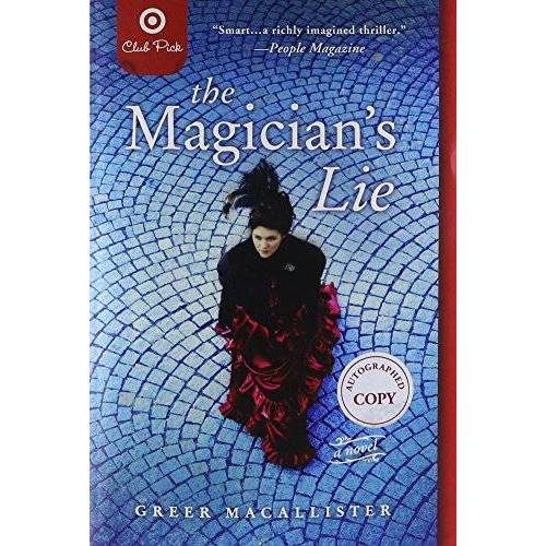 Greer Macallister - The Magician's Lie - Preis vom 14.05.2021 04:51:20 h