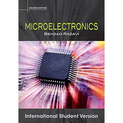 Behzad Razavi - Microelectronics: International Student Version - Preis vom 13.05.2021 04:51:36 h
