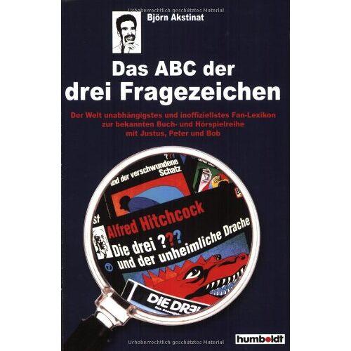 Björn Akstinat - Das ABC der drei Fragezeichen - Preis vom 23.10.2020 04:53:05 h
