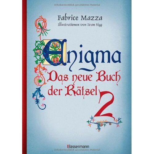 Fabrice Mazza - Enigma 2: Das neue Buch der Rätsel - Preis vom 03.08.2019 05:33:53 h