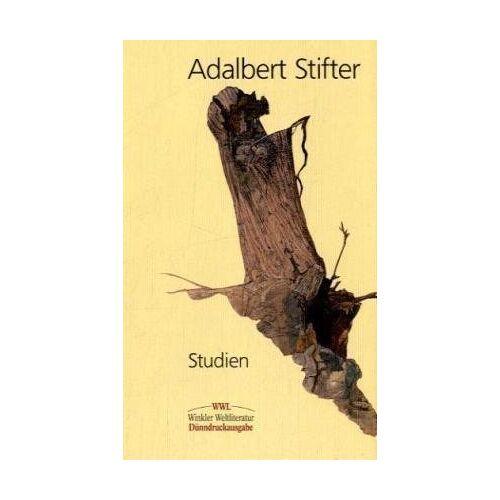 Adalbert Stifter - Studien - Preis vom 09.04.2020 04:56:59 h