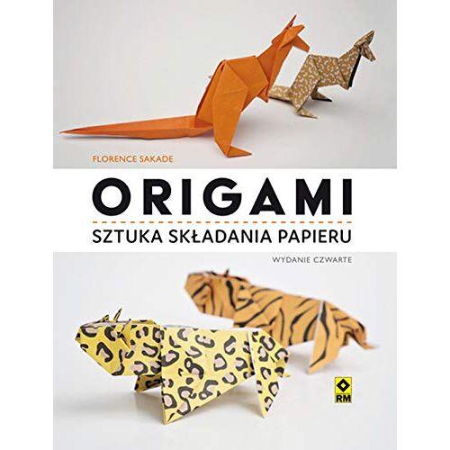 Florence Sekade - Origami Sztuka skladania papieru - Preis vom 20.10.2020 04:55:35 h