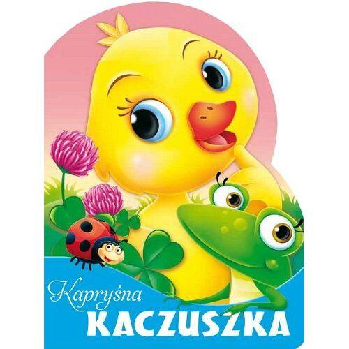 Urszula KozĹowska - Kaprysna kaczuszka Wykrojnik - Preis vom 24.01.2021 06:07:55 h