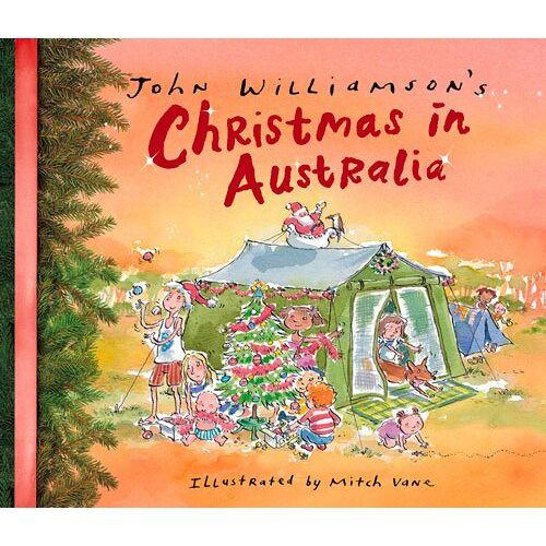 John Williamson - John Williamson's Christmas in Australia - Preis vom 16.04.2021 04:54:32 h