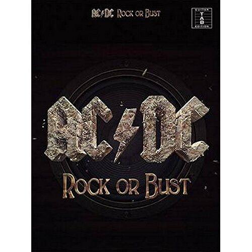 - AC/DC: Rock Or Bust (TAB): Noten für Gitarre - Preis vom 04.09.2020 04:54:27 h