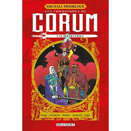 Collectif - Les Chroniques de Corum T03 (Les Chroniques de Corum (3)) - Preis vom 20.10.2020 04:55:35 h