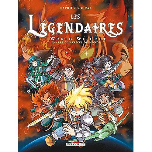- Les Légendaires T23 (Les Légendaires, 23) - Preis vom 14.04.2021 04:53:30 h
