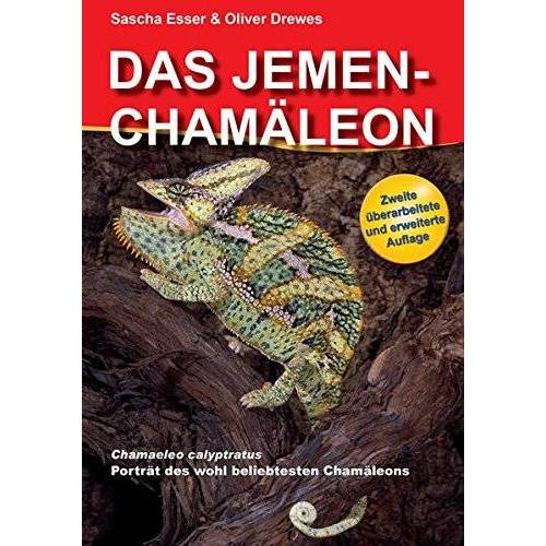 Sascha Esser - Das Jemenchamäleon - Preis vom 20.10.2020 04:55:35 h