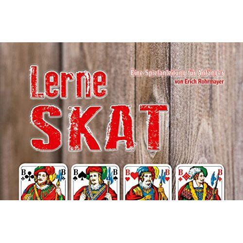 Erich Rohrmayer - Lerne Skat: Eine Spielanleitung für Anfänger - Preis vom 20.10.2020 04:55:35 h