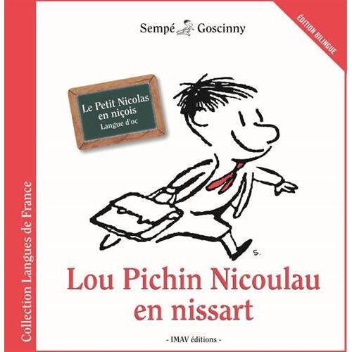 René Goscinny - Le Petit Nicolas En Niçois: Mini Livre Petit Nicolas: Nicolas - Preis vom 28.02.2021 06:03:40 h