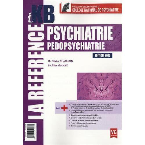 Olivier Chatillon - Psychiatrie, pédopsychiatrie - Preis vom 12.05.2021 04:50:50 h
