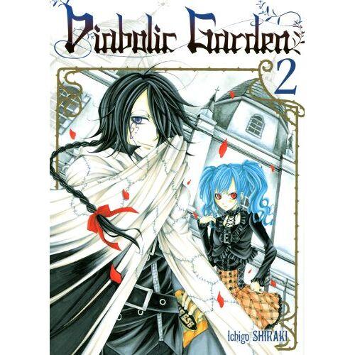 Ichigo Shiraki - Diabolic Garden, Tome 2 : - Preis vom 08.04.2021 04:50:19 h