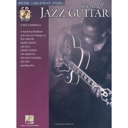 - Best of Jazz Guitar. Gitarre, Tabulatur (Signature Licks) - Preis vom 17.10.2020 04:55:46 h