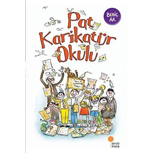 Behic Ak - Pat Karikatür Okulu - Preis vom 28.02.2021 06:03:40 h