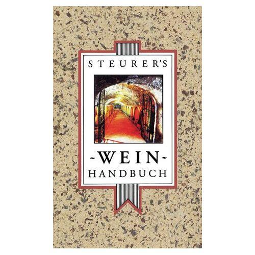 Rudolf Steurer - Weinhandbuch - Preis vom 07.03.2021 06:00:26 h