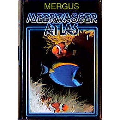 Baensch, Hans A. - Meerwasser Atlas, Kst, Bd.1 - Preis vom 05.03.2021 05:56:49 h