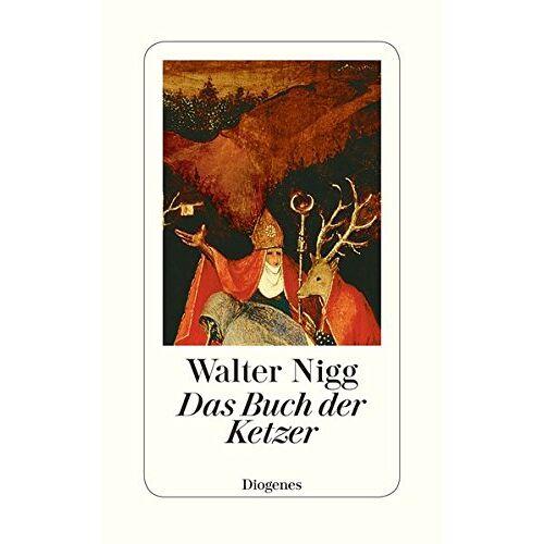 Walter Nigg - Das Buch der Ketzer - Preis vom 16.01.2021 06:04:45 h