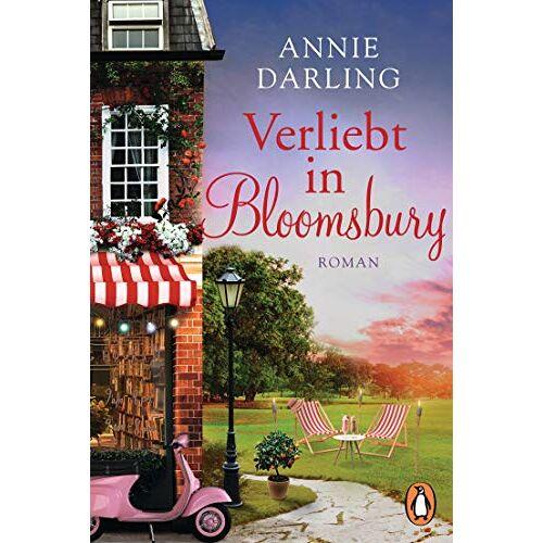 Annie Darling - Verliebt in Bloomsbury: Roman (Die Bloomsbury-Reihe, Band 3) - Preis vom 21.10.2020 04:49:09 h