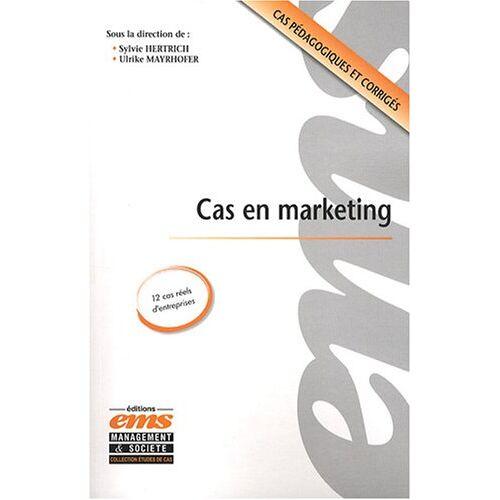 Sylvie Hertrich - Cas en marketing - Preis vom 18.04.2021 04:52:10 h