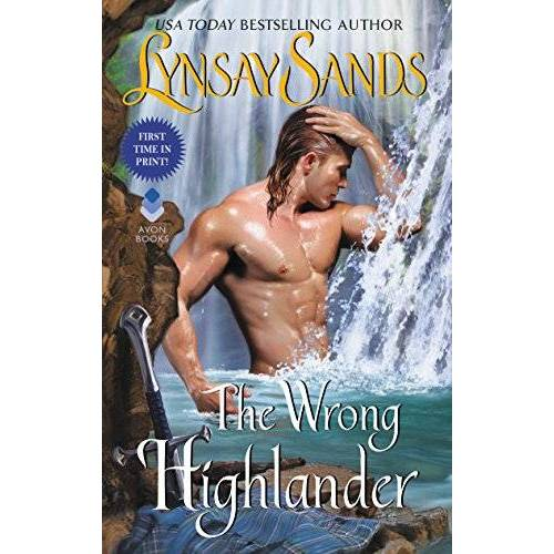 Lynsay Sands - The Wrong Highlander: Highland Brides - Preis vom 21.10.2020 04:49:09 h
