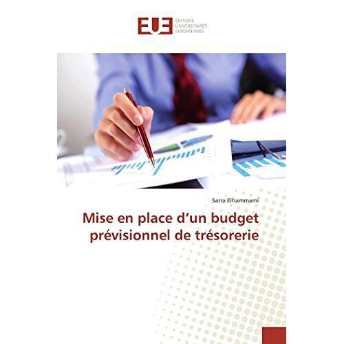 Sarra Elhammami - Mise en place d'un budget prévisionnel de trésorerie (OMN.UNIV.EUROP.) - Preis vom 05.09.2020 04:49:05 h