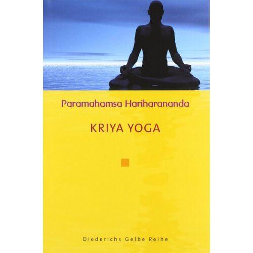 Paramahamsa Hariharananda - Kriya Yoga (Diederichs Gelbe Reihe) - Preis vom 13.11.2019 05:57:01 h