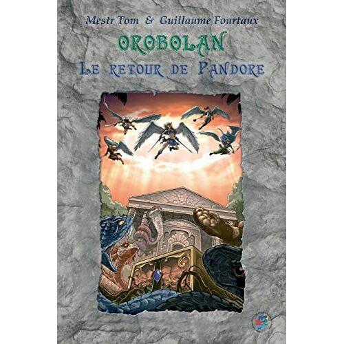 Mestr Tom - Le Retour de Pandore (Orobolan) - Preis vom 23.01.2021 06:00:26 h