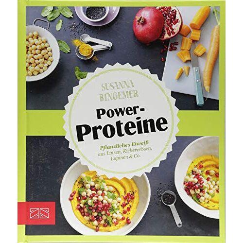Susanna Bingemer - Just delicious – Power-Proteine: Pflanzliches Eiweiß aus Linsen, Kichererbsen, Lupinen & Co. - Preis vom 13.05.2021 04:51:36 h