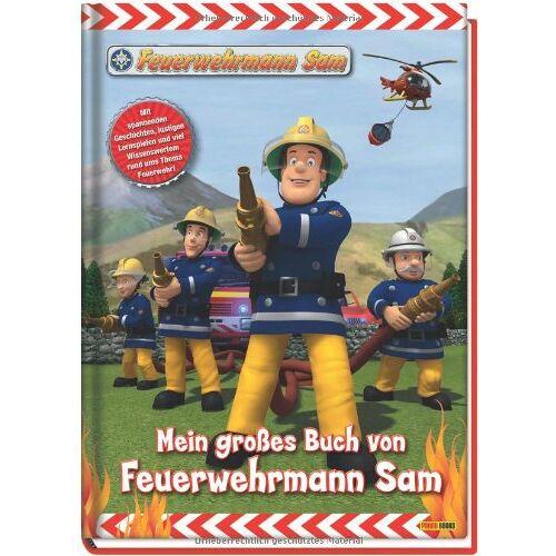 - Feuerwehrmann Sam: Mein großes Buch von Feuerwehrmann Sam - Preis vom 17.04.2021 04:51:59 h