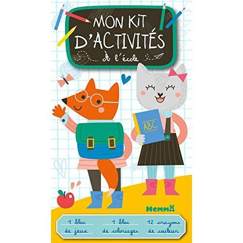 - Mon kit d'activités A l'école - Preis vom 04.09.2020 04:54:27 h