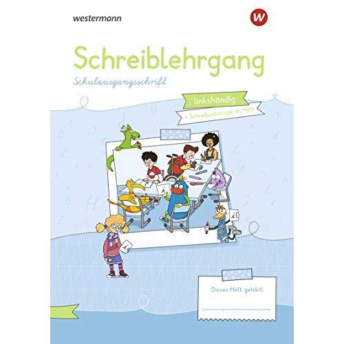 - Westermann Schreiblehrgänge - Ausgabe 2020: Schreiblehrgang SAS linkshändig - Preis vom 13.05.2021 04:51:36 h
