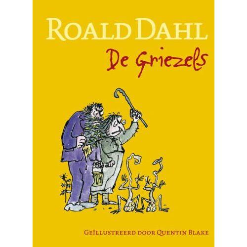 Roald Dahl - De griezels - Preis vom 12.04.2021 04:50:28 h