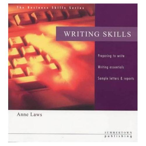Anne Laws - Writing Skills (Business Skills) - Preis vom 16.04.2021 04:54:32 h