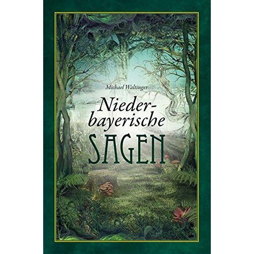 Michael Waltinger - Niederbayerische Sagen - Preis vom 05.05.2021 04:54:13 h