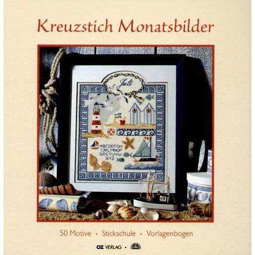 - Kreuzstich Monatsbilder - Preis vom 14.04.2021 04:53:30 h