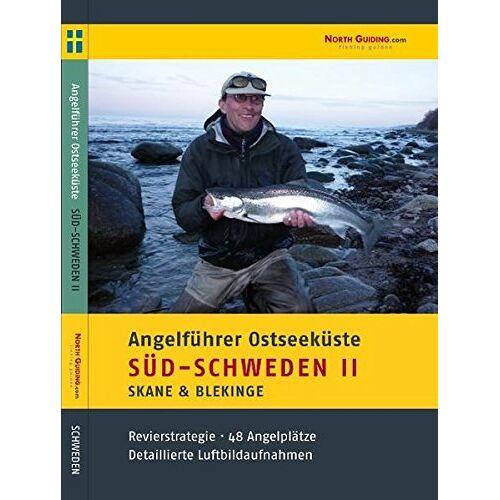 Michael Zeman - Angelführer Südschweden II - 48 Angelplätze mit Luftbildaufnahmen und GPS-Punkten - Preis vom 20.10.2020 04:55:35 h