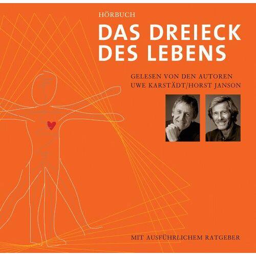 Uwe Karstädt - Das Dreieck des Lebens, 5 Audio-CDs - Preis vom 26.03.2020 05:53:05 h