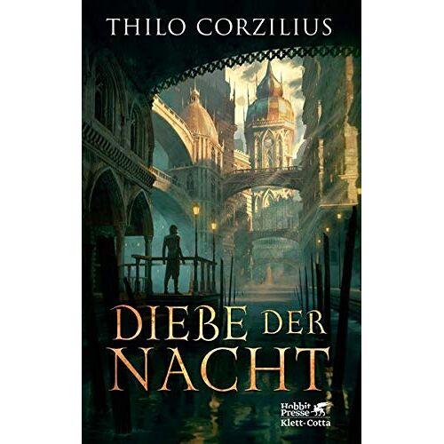Thilo Corzilius - Diebe der Nacht - Preis vom 28.02.2021 06:03:40 h